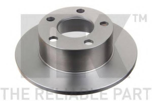 NK 204744 Тормозной диск