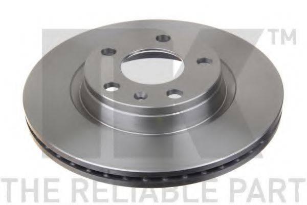 NK 204762 Тормозной диск