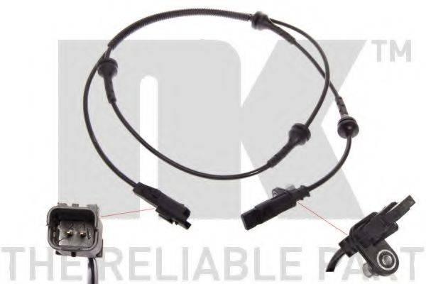 NK 291918 Датчик, частота вращения колеса