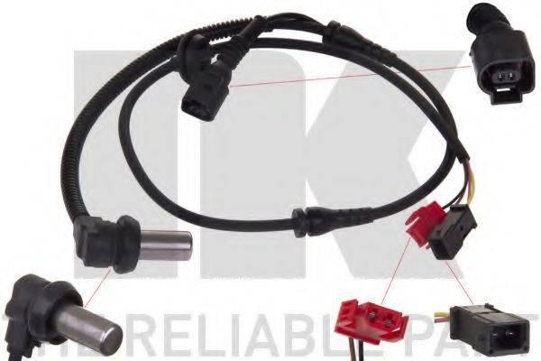 NK 294709 Датчик, частота вращения колеса