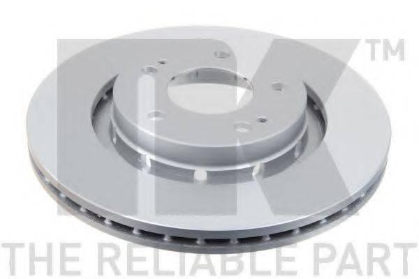 NK 313043 Тормозной диск