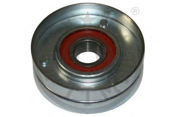 OPTIMAL 0N1537S Натяжной ролик, поликлиновой  ремень