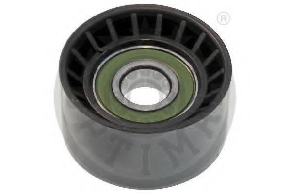 OPTIMAL 0N1875S Натяжной ролик, поликлиновой  ремень