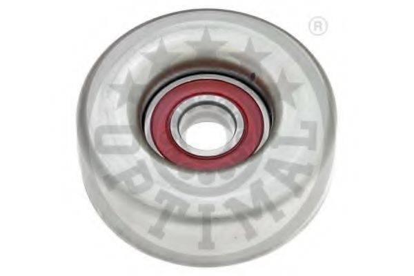 OPTIMAL 0N2105S Натяжной ролик, поликлиновой  ремень