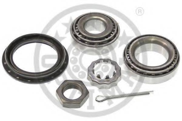 OPTIMAL 102008 Комплект подшипника ступицы колеса