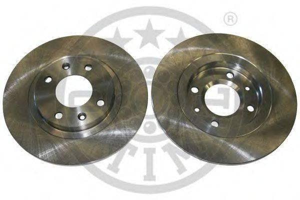OPTIMAL BS2411 Тормозной диск