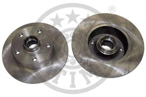 OPTIMAL BS4310 Тормозной диск