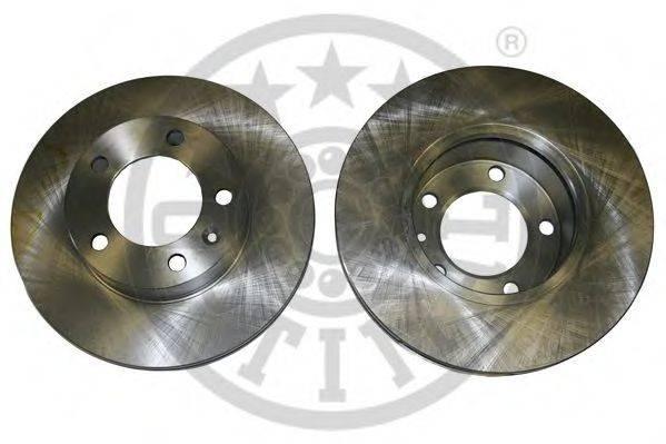 OPTIMAL BS6540 Тормозной диск