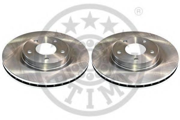 OPTIMAL BS8486 Тормозной диск