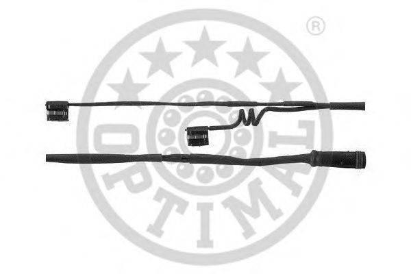 OPTIMAL WKT50390K Сигнализатор, износ тормозных колодок