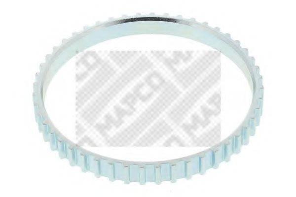 MAPCO 76358 Зубчатый диск импульсного датчика, противобл. устр.