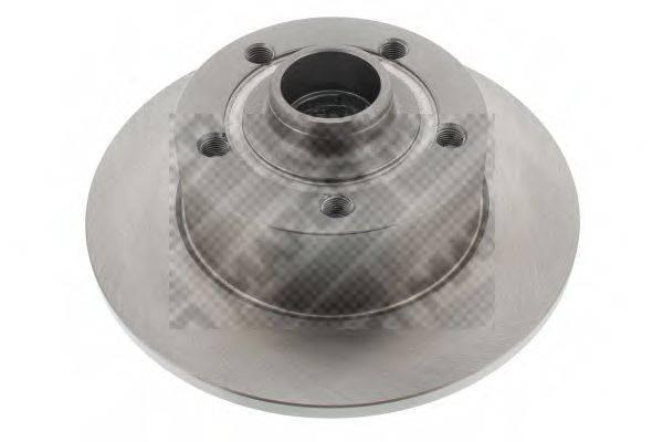 MAPCO 15868 Тормозной диск