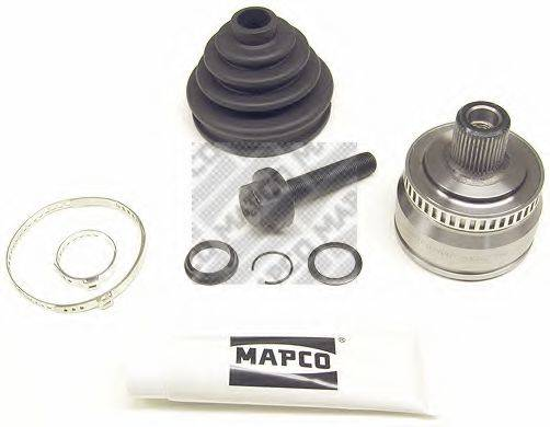 MAPCO 16811 Шарнирный комплект, приводной вал