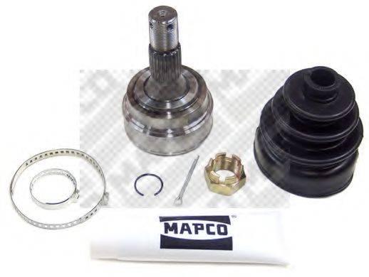 MAPCO 16910 Шарнирный комплект, приводной вал