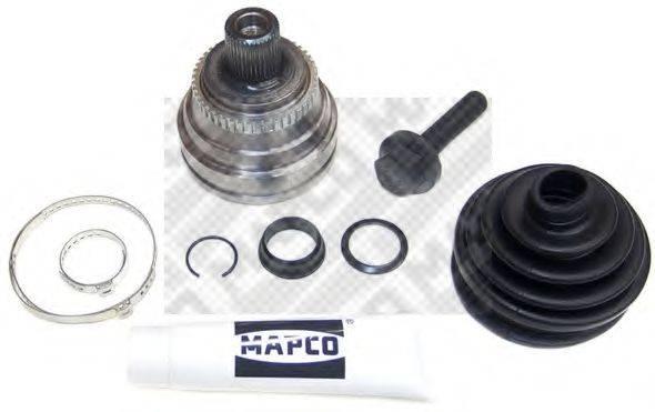 MAPCO 16993 Шарнирный комплект, приводной вал