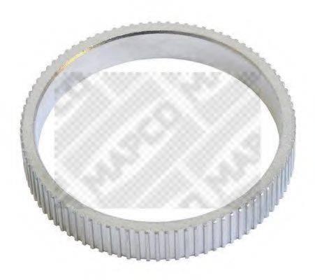 MAPCO 76372 Зубчатый диск импульсного датчика, противобл. устр.
