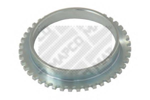 MAPCO 76544 Зубчатый диск импульсного датчика, противобл. устр.