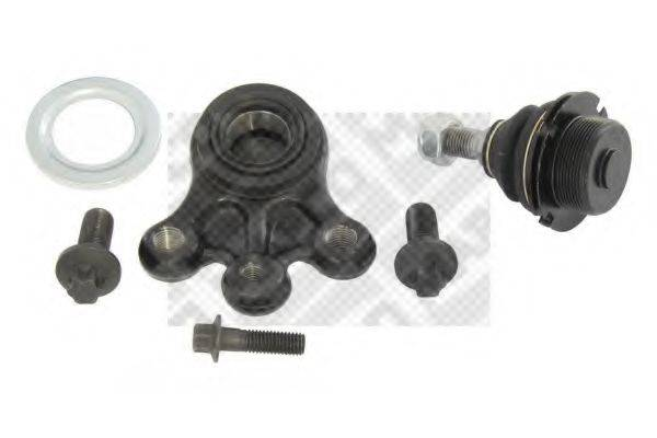 MAPCO 53309 ремонтный комплект, несущие / направляющие шарниры