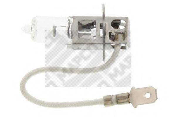 MAPCO 103201 Лампа накаливания, фара дальнего света