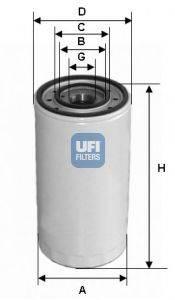 UFI 2330300 Масляный фильтр