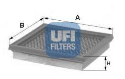 UFI 3009900 Воздушный фильтр