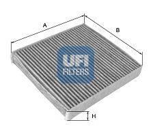 UFI 5414200 Фильтр, воздух во внутренном пространстве