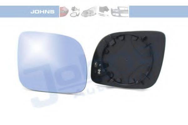 JOHNS 13093881 Зеркальное стекло, наружное зеркало