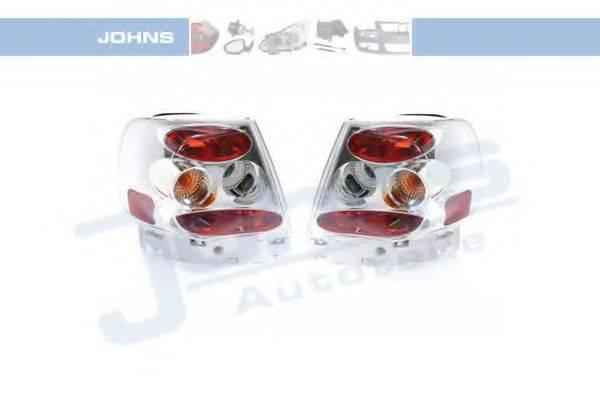 JOHNS 13098914 Комлект заднего освещения