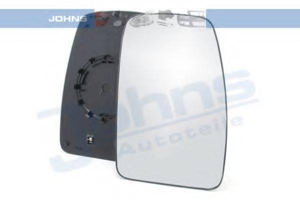 JOHNS 60913881 Зеркальное стекло, наружное зеркало