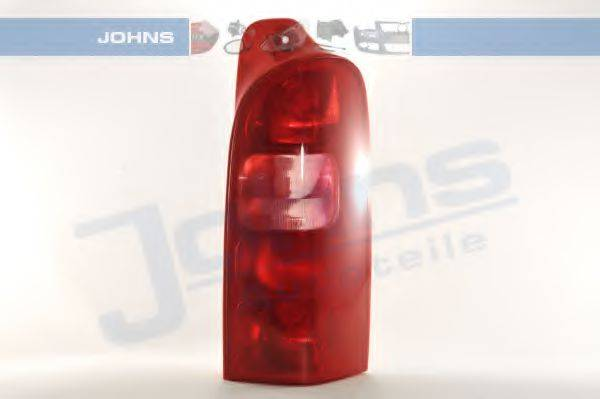 JOHNS 6091881 Задний фонарь