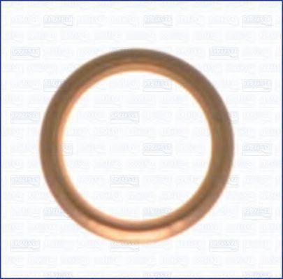 AJUSA 18001000 Уплотнительное кольцо, резьбовая пр