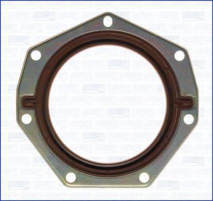 AJUSA 71000400 Уплотняющее кольцо, коленчатый вал