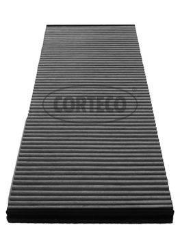 CORTECO 80001751 Фильтр, воздух во внутренном пространстве