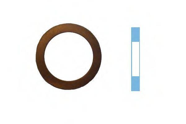 CORTECO 005590S Уплотнительное кольцо, резьбовая пр