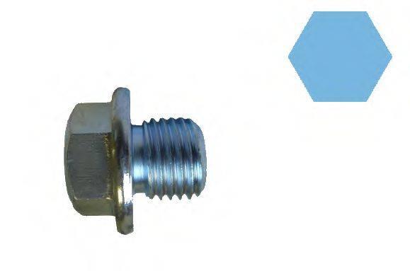 CORTECO 220154S Резьбовая пробка, маслянный поддон
