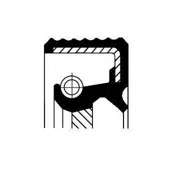 CORTECO 20028958B Уплотняющее кольцо, коленчатый вал