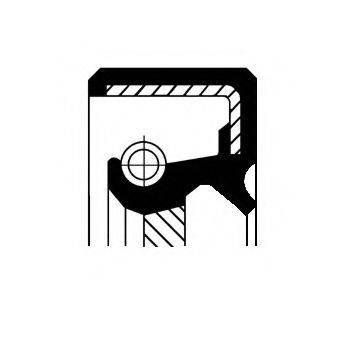 CORTECO 19027858B Уплотняющее кольцо, коленчатый вал