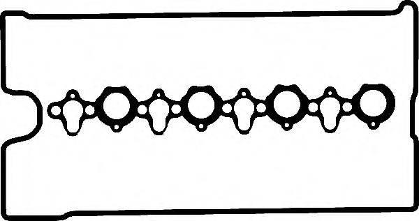 CORTECO 016531P Прокладка, крышка головки цилиндра