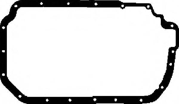 CORTECO 028035P Прокладка, маслянная ванна; Прокладка, маслянный поддон