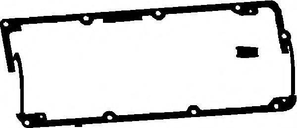 CORTECO 026682P Прокладка, крышка головки цилиндра
