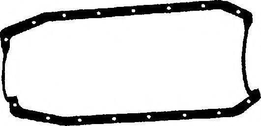 CORTECO 028012P Прокладка, маслянный поддон