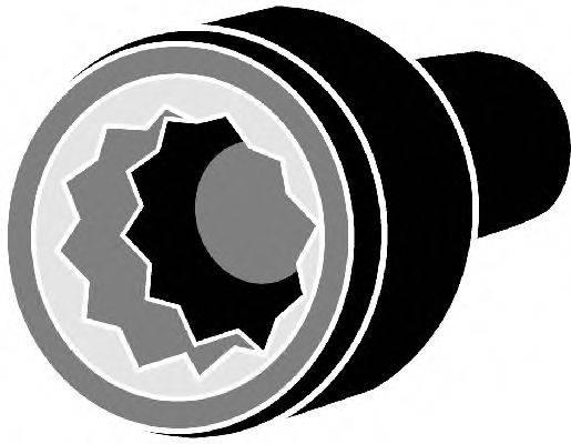 CORTECO 016748B Комплект болтов головки цилидра