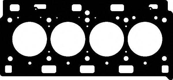CORTECO 415080P Прокладка, головка цилиндра