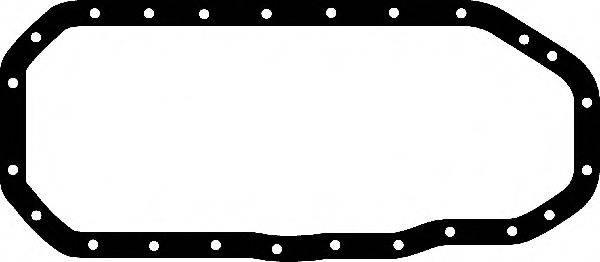 CORTECO 423882P Прокладка, маслянная ванна; Прокладка, маслянный поддон