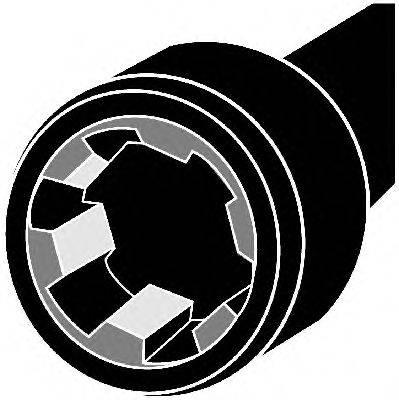 CORTECO 016753B Комплект болтов головки цилидра