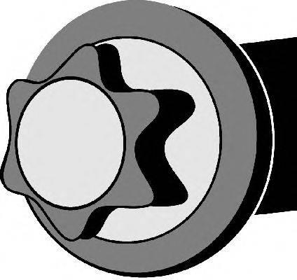 CORTECO 016249B Комплект болтов головки цилидра
