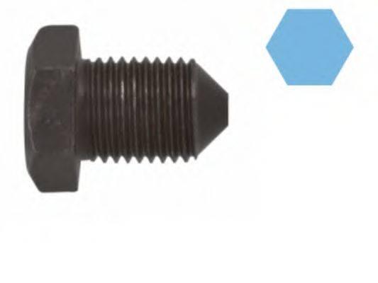 CORTECO 220151S Резьбовая пробка, маслянный поддон