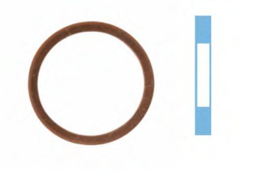 CORTECO 005699S Уплотнительное кольцо, резьбовая пр
