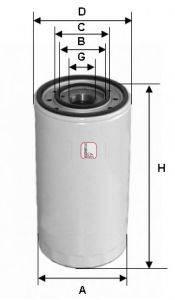 SOFIMA S3003DR Масляный фильтр