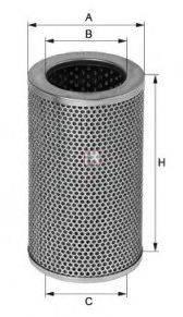 SOFIMA S3081PO Масляный фильтр; Гидрофильтр, рулевое управление